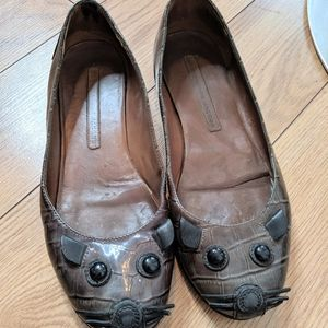 Marc by Marc Jacobs - mouse shoes